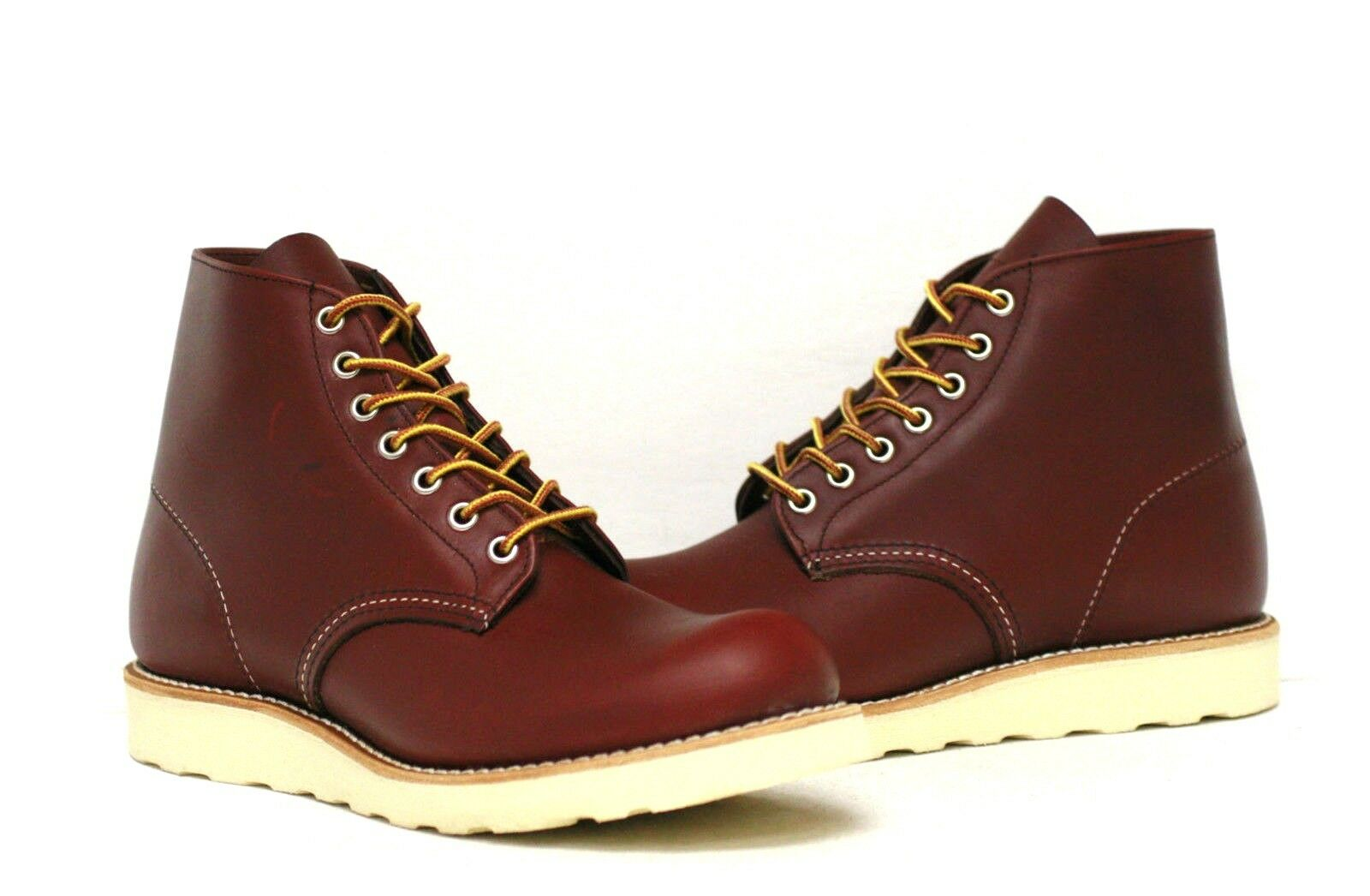 Rosso Wing Heritage 6