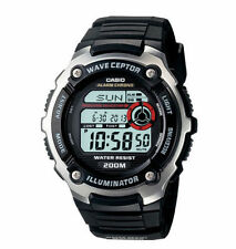Casio WV200A-1AV, Digital Atomic Waveceptor Watch, Chronograph, 200 Meter WR