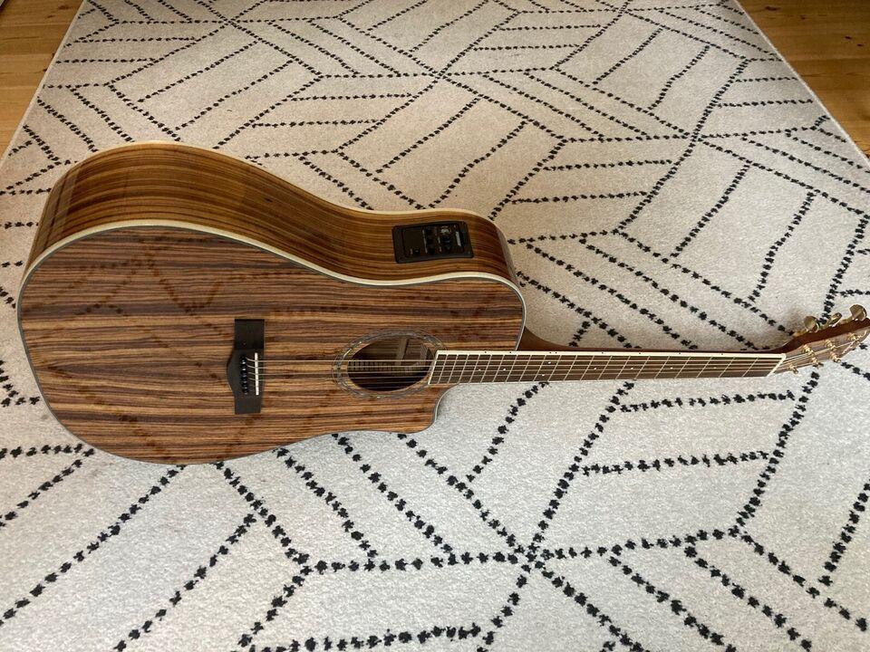 Halvakustisk, Fender (US) CD220CE