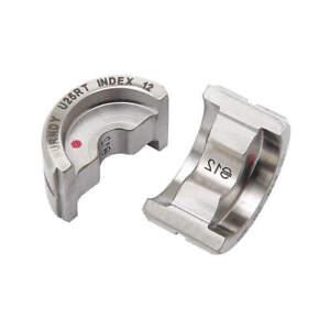 Burndy U1CRT1 Index 11 #1 Copper U Style Hydraulic Compression Tool Die