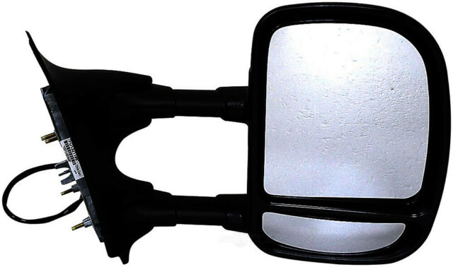 Round Plug Power Door Mirror Fits OE# YC3Z 17682-FAA Passenger Side