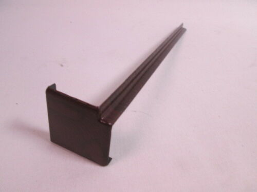 Rosewood Brown Square Internal Corner for Capping Fascia Cover 300mm #10R157