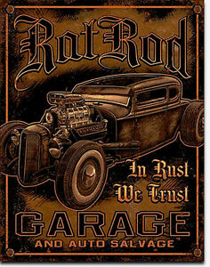 custom-hot-rod-Garage-Rat-Car-Service-Old-School-Ad-Deco-Sign-Sign-653