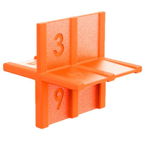 Each Has 4 Sides Durable *Aust Made Icon Plastics DECK SPACER 4Pcs Reusable
