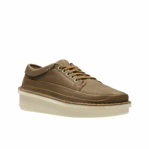 Clarks ORIGINALS Mens OSWYN LO Oberon zapatos - Talla 9.5 UK   BNWT & RARE