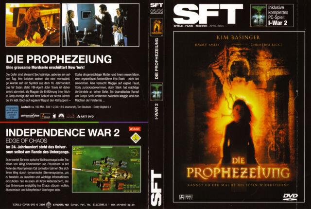 Die Prophezeiung - Kim Basinger / SFT-Edition 05/05 / DVD