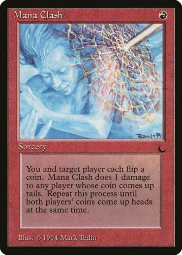 Mana Clash 8th Edition NM Red Rare MAGIC THE GATHERING MTG CARD ABUGames