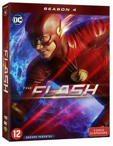 FLASH-SAISON-4-INTEGRAL-DVD-NEUF-SOUS-CELLOPHANE