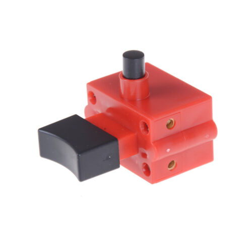 10A FA2-10//2B DPST Self-locking Electric Drill Tool Trigger Switch 125V//250VCLD