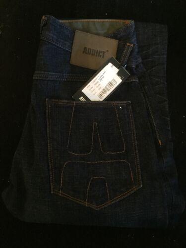 Addict Lowrider Jeans 28r RRP 85.00