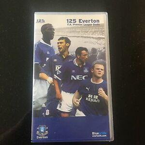 125 Everton FAPremier League Goals VHS New and sealed - <span itemprop=availableAtOrFrom>Poulton-le-Fylde, United Kingdom</span> - 125 Everton FAPremier League Goals VHS New and sealed - Poulton-le-Fylde, United Kingdom