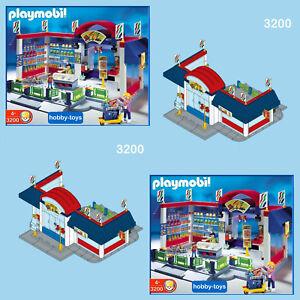 * Playmobil * SUPERMARKET 3200 * Spares * SPARE PARTS SERVICE *