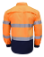 HI-VIS-SHIRT-NEW-DESIGN-SAFETY-COTTON-DRILL-WORK-Vents-UPF-50-LONG-SLEEVE thumbnail 27