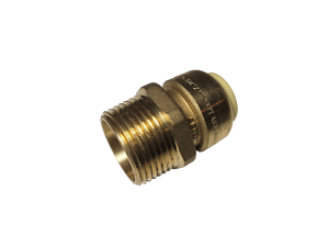 5-PIECES-3-4-034-PUSH-FIT-X-1-034-MALE-ADAPTER-MNPT-SHARKBITE-STYLE-LEAD-FREE-BRASS