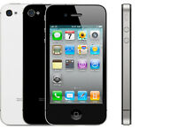 Apple iPhone 4S 16GB 32GB Factory Unlocked AT&T T-Mobile Smartphone