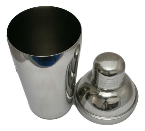 Piper Scottish Cocktail Shaker Mixer With Built In Strainer Cocktail Gift 276