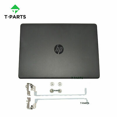 New HP 15-bs015dx 15-bs113dx 15-bs115dx LCD back cover top case rear+hinges