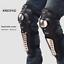 thumbnail 2 - Knee Pads Motorbike Racing Motocross Protector Guard Protective Cycle Gear Black