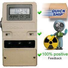 Dosimeter Anri 01 Sosna 4 X Sbm 20 An Pripyat Radiometer Geiger Counter Detector