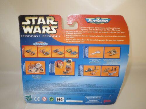 """RARITÄT /""""Collection VII-2/"""" Micro Machines  /""""Star Wars Vintage Set von 1999!"""