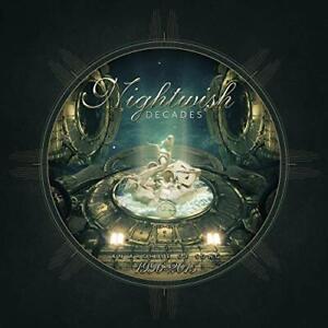 Nightwish-Decades-2-CD
