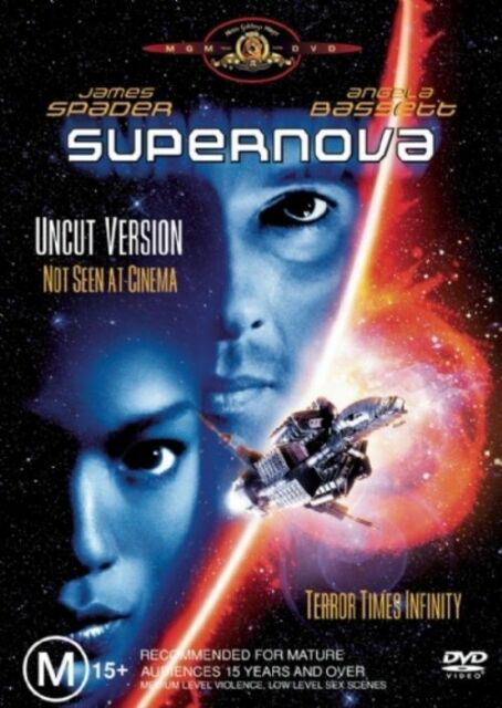 Supernova (DVD, 2007) REGION 1, James Spader, Angela Bassett