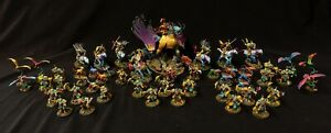 Warhammer-Games-workshop-Age-of-Sigmar-Stormcast-Eternals-Army-Full-Pro-paint