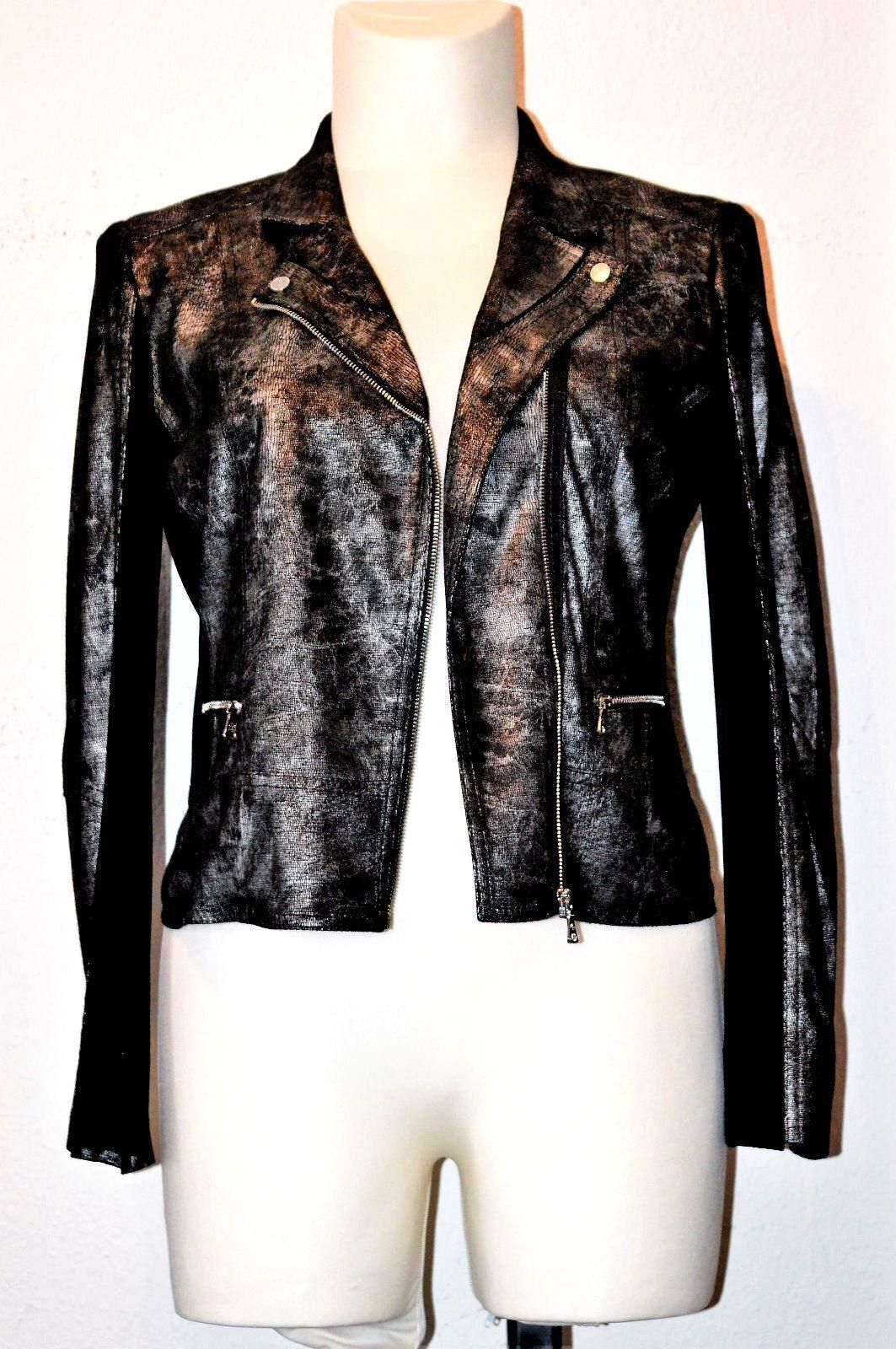 Edler Gerry Weber Gr. 44 Blazer Damenjacke Jacket Sacco