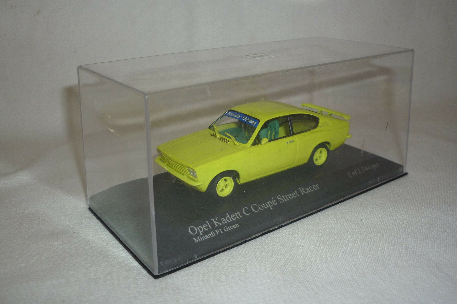 Minichamps Paul's Model Art- Metal Model - Opel Kadett - 1 43 - Ovp - (5.div-58)