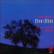 Amy Beach: Fire-Flies (CD Feb-1999 Arabesque) BRAND NEW & SEALED female composer