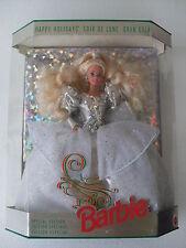 barbie happy holidays gran galà special edition 1992 collector doll ok NRFB 1429