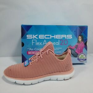 Skechers Flex Donna 0 Scarpe 12899 Rosa Appeal 2 wRxqqp