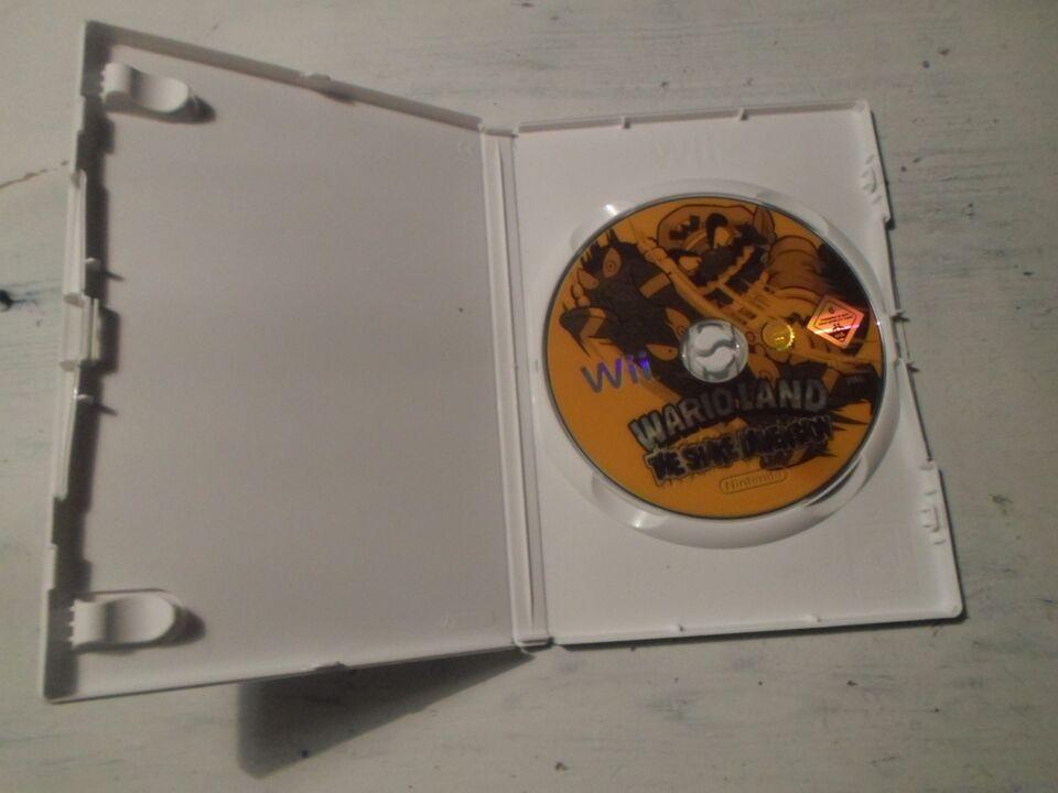 Wario Land the shake dimension (Mario Bros.), Nintendo Wii
