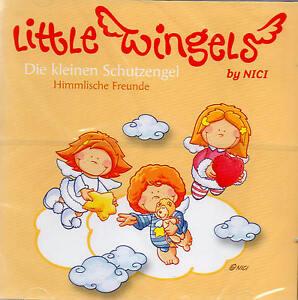 Little-Wingels-Die-kleinen-Schutzengel-Himmlische-Freunde-CD-NEU