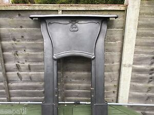 Art-Nouveau-Cast-Iron-Fireplace-combination-fireplace-all-in-one