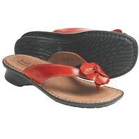 Gorgeous Women's Josef Seibel Pearl Thong Sandals Eu 42 Us 11 Medium