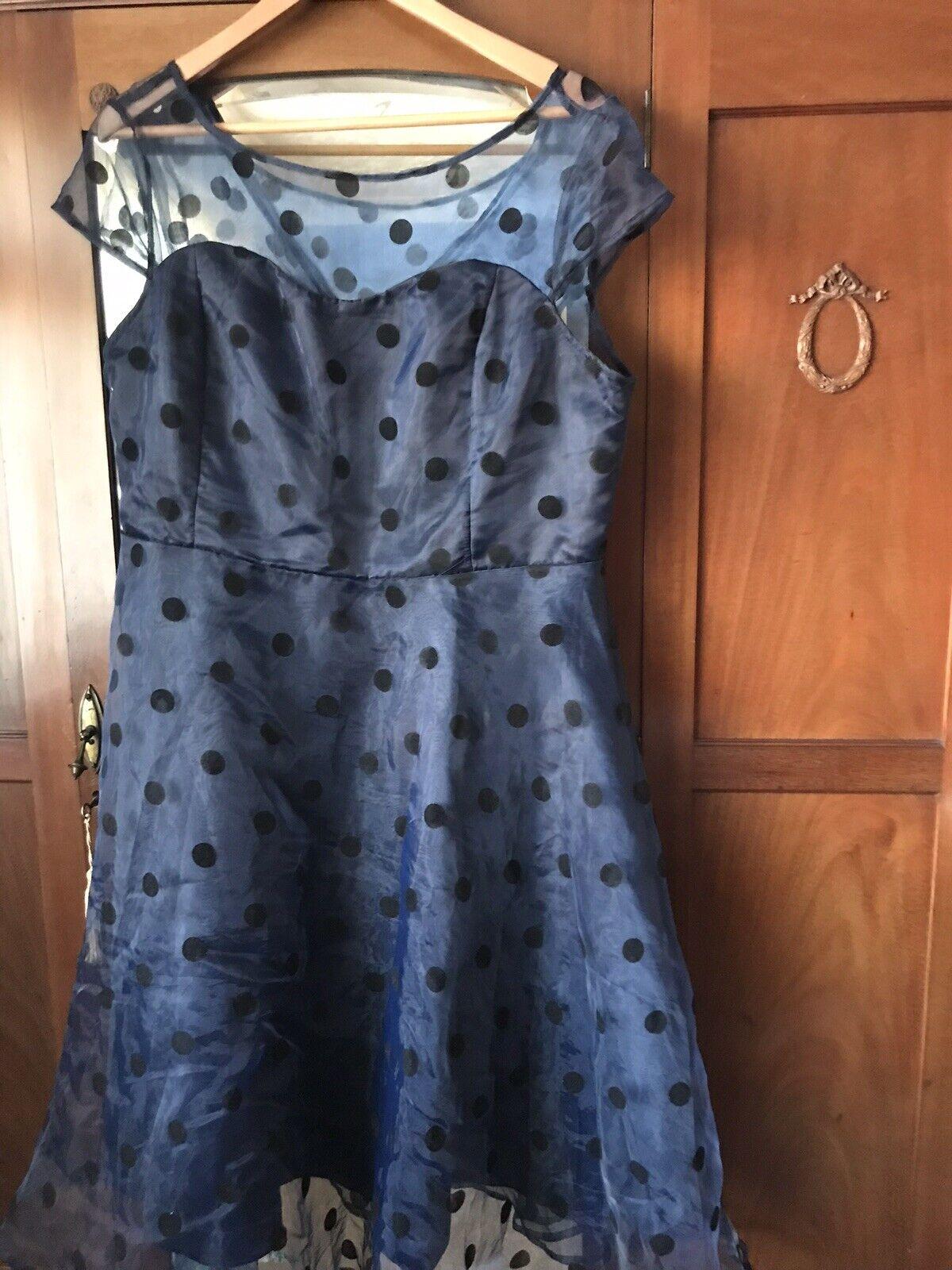 Lindy Bop Dress Size 20