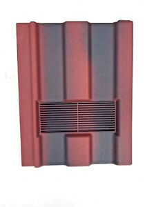 Roof-Tile-Vent-To-Fit-Marley-Ludlow-Major-Old-English-Red-Flexi-Pipe-Adaptor