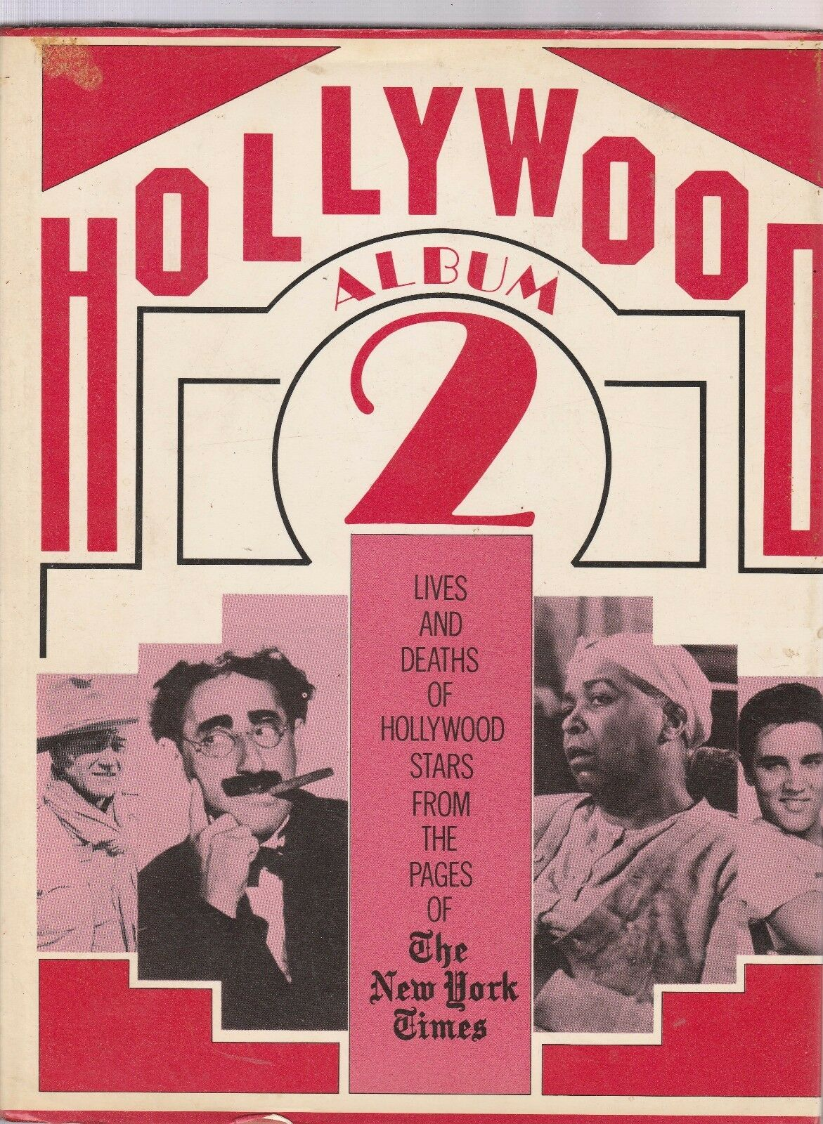 Hollywood Album : Lives and Deaths of Hollywood Stars 1
