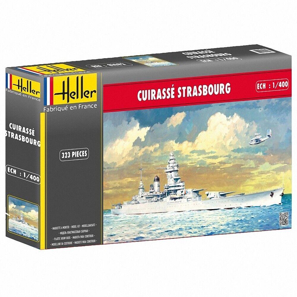 1 400 Heller Strasbourg Model Kit - 1400 Cuirasse