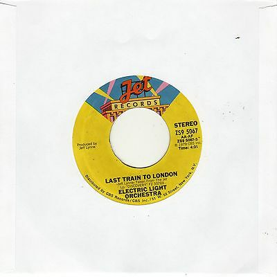 Electric Light Orchestra-Last Train To London (Mint)