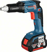 Bosch Gsr 18 V-ec Te Brushless Cordless Screwdriver 2 X 4.0ah L-boxx 06019c8071