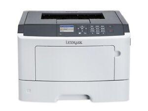 Lexmark-M1145-Mono-A4-Duplex-USB-Network-Desktop-Laser-Printer-Warranty