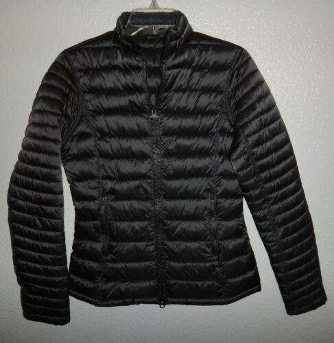 EUC WOMENS 6 BARBOUR CLYDE SHORT BAFFLE WINTER TA… - image 1