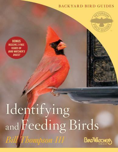 Peterson Field Guides/Bird Watcher's Digest Backyard Bird ...