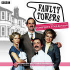 Fawlty Towers: The Complete Collection: Every Soundtrack Episode of the Classic BBC TV Comedy by John Cleese, Connie Booth (CD-Audio, 2015)