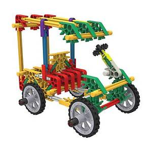 K /'NEX Imagine 52 Model Building Set For Ages 7+ Engineering Education Toy,...
