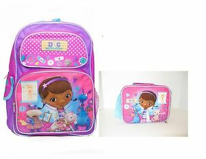 c58bc51769e Image is loading Disney-Junior-Doc-McStuffins-16-034-inches-Backpack-