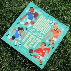Details About Christmas Gift Ideas For 10 Year Old Boys World At Your Feet Football Book