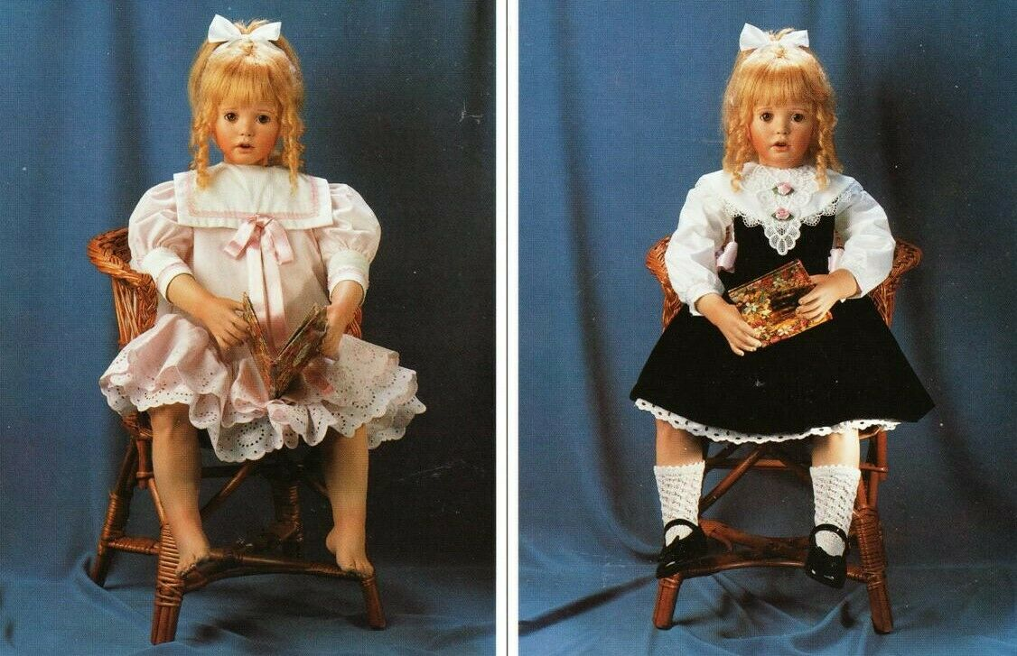 Gießform Gipsform Puppen Form    Shay RuBert  Größe 70 cm
